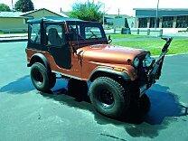 1979 Jeep CJ-5 for sale 100989420