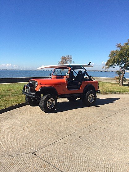 1979 Jeep CJ-7 for sale 100737387