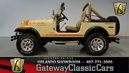 1979 Jeep CJ-7 for sale 100755491