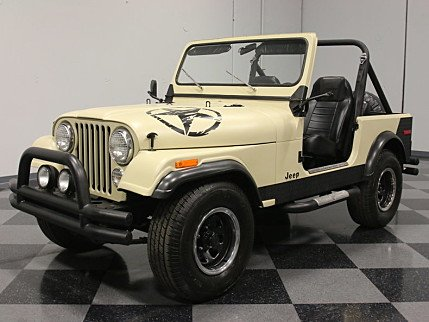 1979 Jeep CJ-7 for sale 100760459