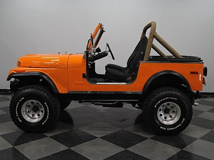 1979 Jeep CJ-7 for sale 100761431