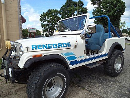 1979 Jeep CJ-7 for sale 100774372