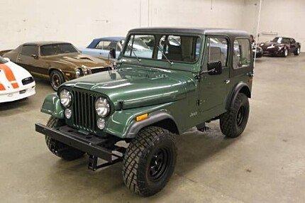 1979 Jeep CJ-7 for sale 100808552