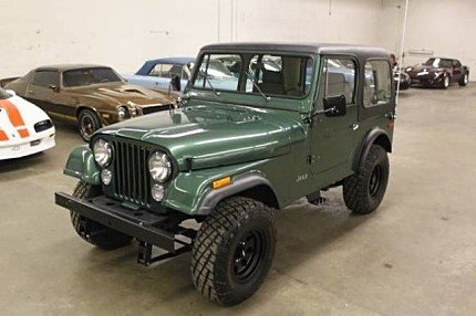 1979 Jeep CJ-7 for sale 100827348