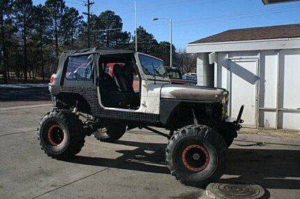 1979 Jeep CJ-7 for sale 100845509