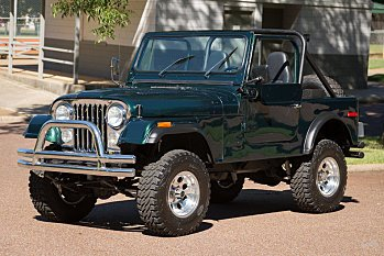 1979 Jeep CJ-7 for sale 100876161