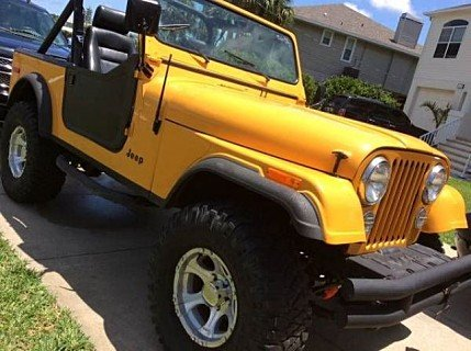 1979 Jeep CJ-7 for sale 100827234
