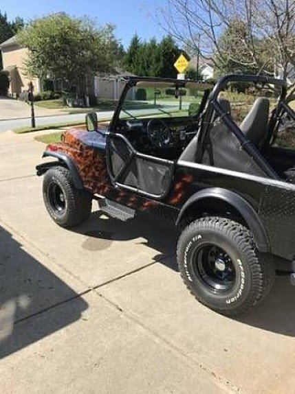 1979 Jeep CJ-7 for sale 100831194