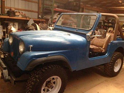 1979 Jeep CJ-7 for sale 100857299