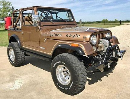 1979 Jeep CJ-7 for sale 100884008