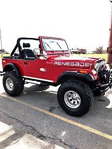 1979 Jeep CJ-7 for sale 100907292