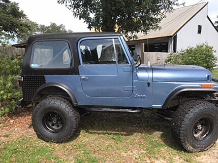 1979 Jeep CJ-7 for sale 100908924