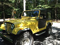 1979 Jeep CJ-7 for sale 100915334