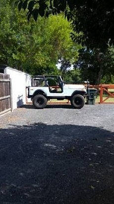 1979 Jeep CJ-7 for sale 100940512