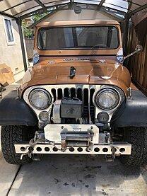 1979 Jeep CJ-7 for sale 100988062