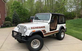 1979 Jeep CJ-7 for sale 100989446