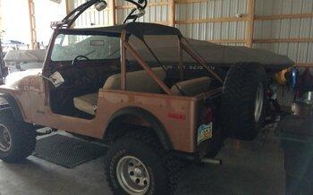 1979 Jeep CJ-7 for sale 101001237
