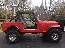 1979 Jeep CJ-7 for sale 101006672