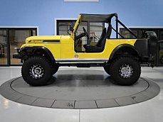 1979 Jeep CJ-7 for sale 101052475