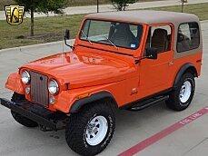 1979 Jeep CJ-7 for sale 101054306