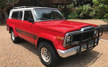 1979 Jeep Cherokee 4WD Chief 2-Door for sale 100879120