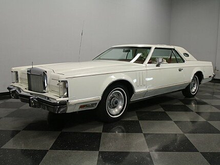 1979 Lincoln Continental for sale 100761163