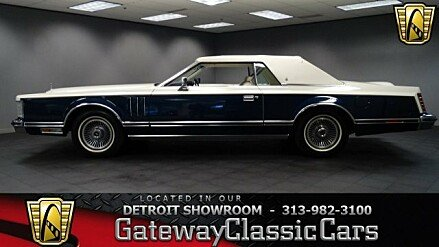 1979 Lincoln Continental for sale 100770771