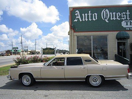1979 Lincoln Continental for sale 100795750