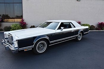 1979 Lincoln Continental for sale 100849136