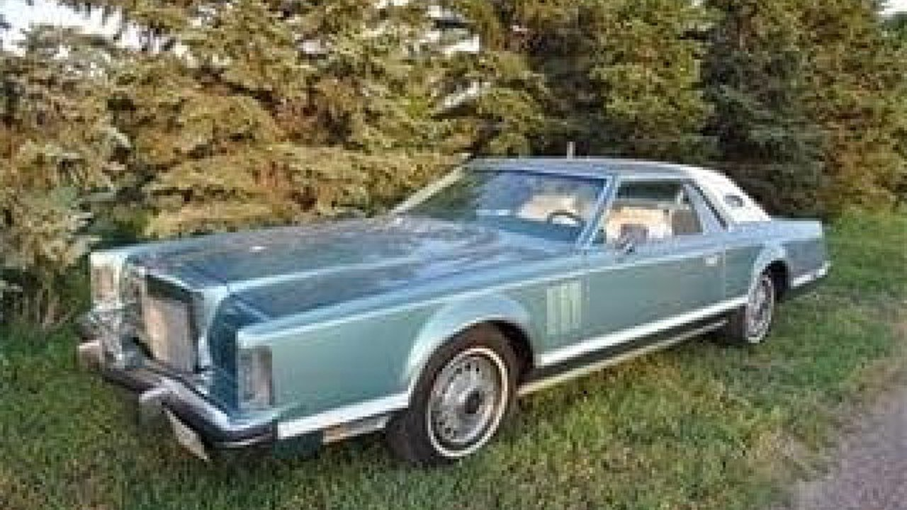 1979 Lincoln Continental for sale 100869864