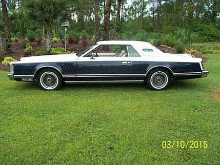 1979 Lincoln Continental for sale 100827183