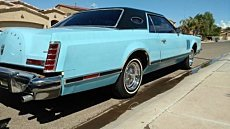 1979 Lincoln Continental for sale 100827501