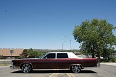 1979 Lincoln Continental for sale 100827510