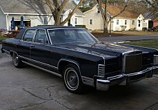 1979 Lincoln Continental for sale 100845088
