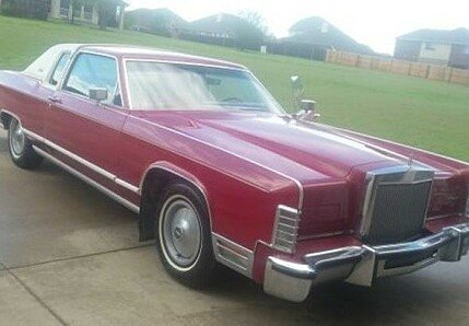 1979 Lincoln Continental for sale 100872979