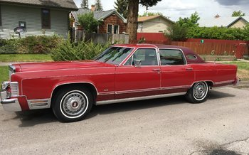 1979 Lincoln Continental for sale 100879082