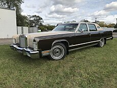 1979 Lincoln Continental for sale 100883637