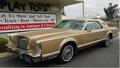 1979 Lincoln Continental for sale 100888742