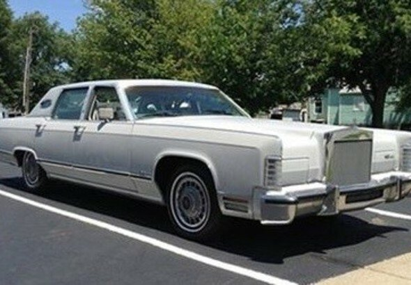 Lincoln Continental Classics For Sale Classics On Autotrader