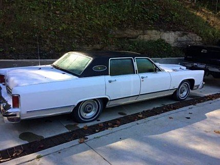 1979 Lincoln Continental for sale 100919341