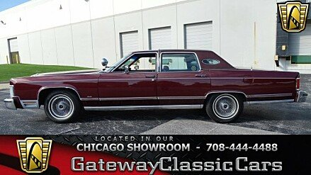 1979 Lincoln Continental for sale 100933313