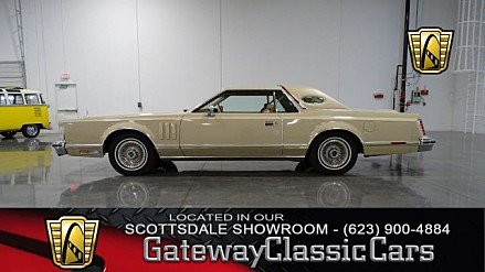 1979 Lincoln Continental for sale 100950425