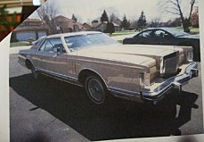 1979 Lincoln Continental for sale 100963300