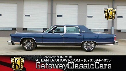 1979 Lincoln Continental for sale 100965040