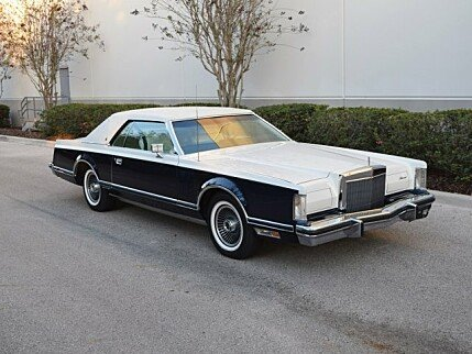1979 Lincoln Continental for sale 100966041