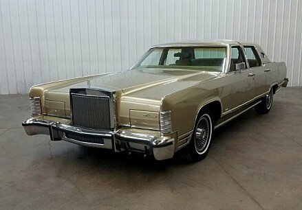 1979 Lincoln Continental for sale 100969906