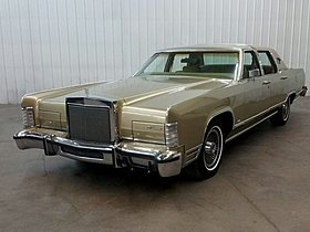 1979 Lincoln Continental for sale 100973623