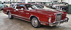 1979 Lincoln Continental for sale 100996048