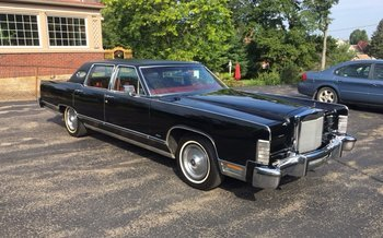 1979 Lincoln Continental for sale 101026414