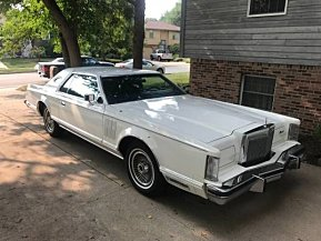 1979 Lincoln Continental for sale 101032346